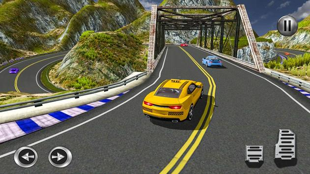 Off-Road Mountain Taxi Driver screenshot 4