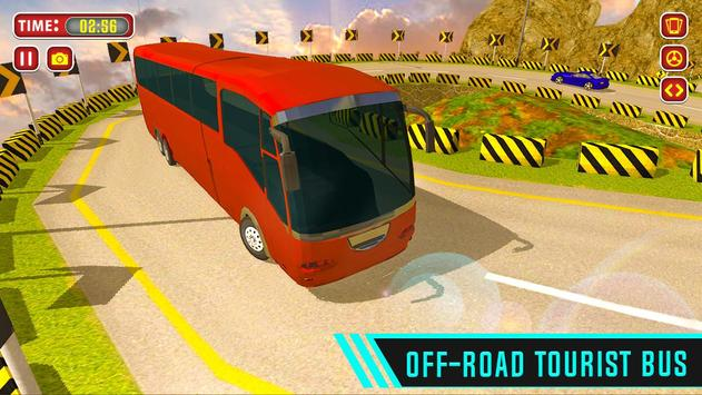 Bus Times Transport Offroad Trial Xtreme 4x4 Games screenshot 4