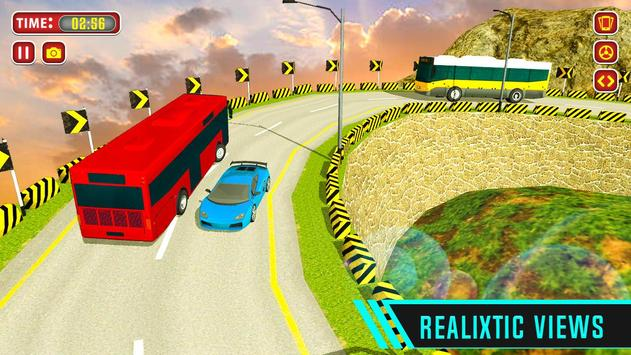 Bus Times Transport Offroad Trial Xtreme 4x4 Games screenshot 5
