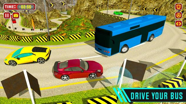 Bus Times Transport Offroad Trial Xtreme 4x4 Games screenshot 12