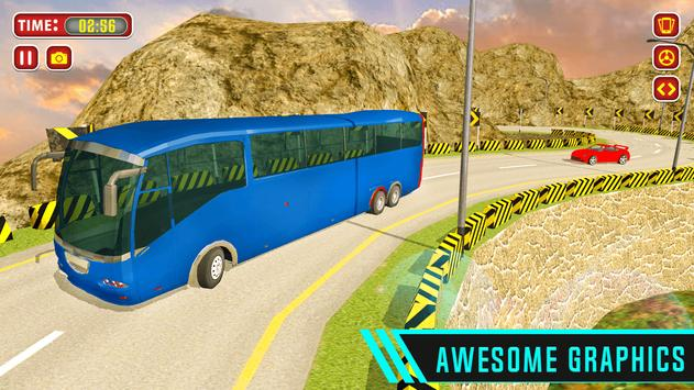 Bus Times Transport Offroad Trial Xtreme 4x4 Games apk screenshot