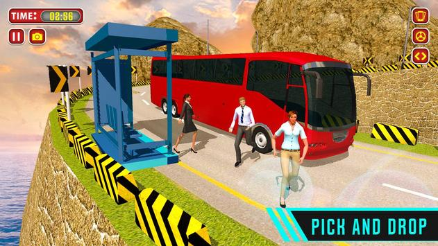 Bus Times Transport Offroad Trial Xtreme 4x4 Games screenshot 3