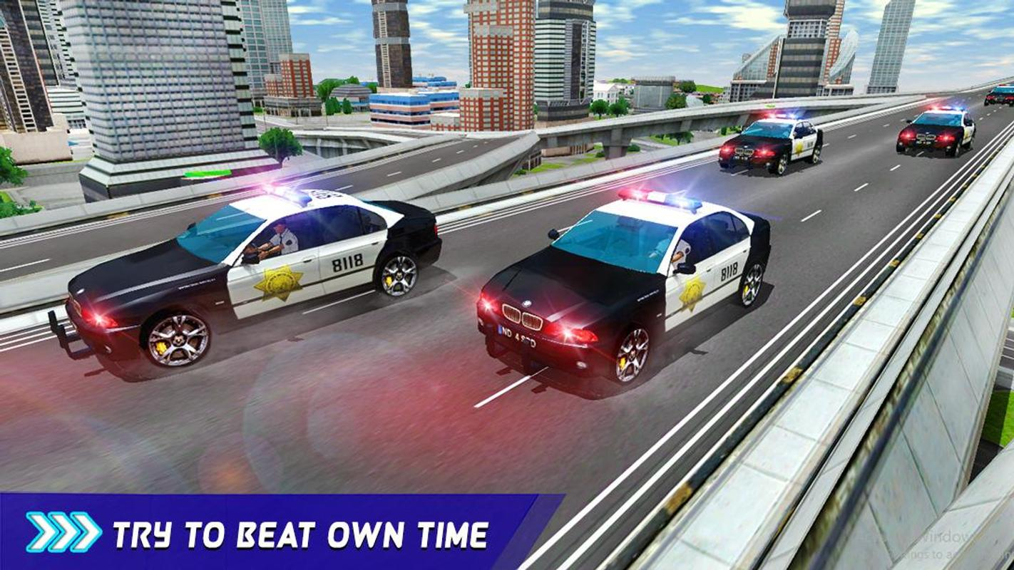 Car Chase Games: Crime Police Car Chase Dodge : Car Games 2018 For Android