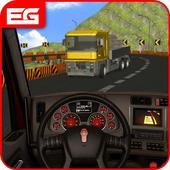 Cargo Truck Driver Simulator 2K18 icon