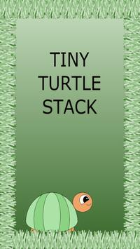 Tiny Turtle Stack poster