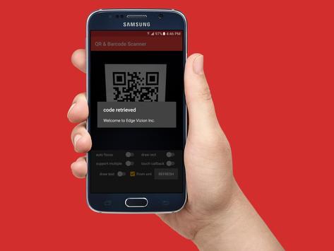 QR & Barcode Scanner screenshot 1