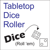 Tabletop Dice Roller icon