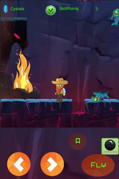 Dark Wanderer: Edge of Nights (Unreleased) screenshot 3