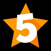 Top5 icon
