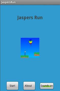 Jaspers Run poster