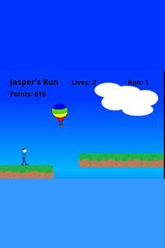 Jaspers Run apk screenshot