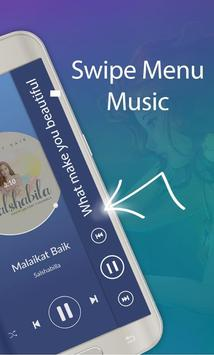 Music Player for Edge Screen poster