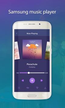 Music Player for Edge Screen apk screenshot