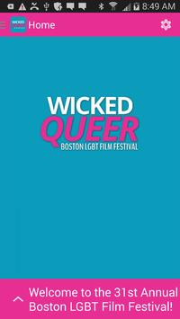 Wicked Queer Film Festival poster