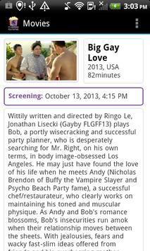 Ft. Lauderdale G&L Film Fest apk screenshot