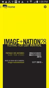 image+nation Film Festival poster