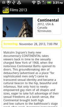 image+nation Film Festival apk screenshot