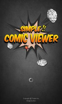 Simple Comic Viewer poster