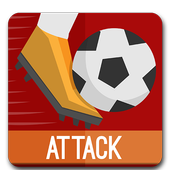 Football Soccer Club Attack icon