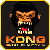 KONG Run Down icon