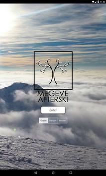 Megève Afterski apk screenshot