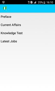 Naija Job Interview Companion apk screenshot