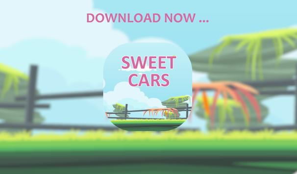 Sweet Cars poster
