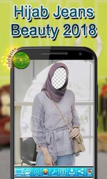 Hijab Jeans Beauty 2018 screenshot 3
