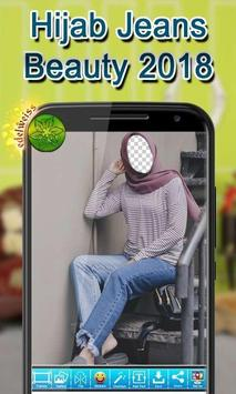 Hijab Jeans Beauty 2018 screenshot 1