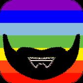 Conchita Wurst Beard Maker icon