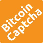 Bitcoin Captcha icon