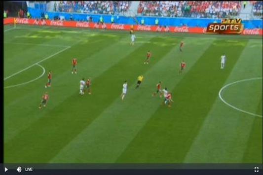 Football Matches Live Streaming of 2018 screenshot 1