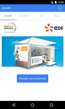 EDF Habitat Pédagogique poster
