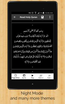 Read Holy Quran screenshot 10