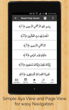 Read Holy Quran screenshot 12