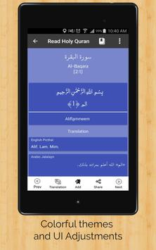 Read Holy Quran screenshot 15