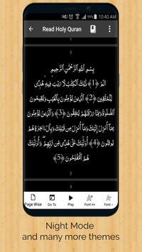 Read Holy Quran screenshot 2