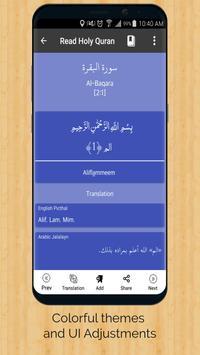 Read Holy Quran screenshot 7