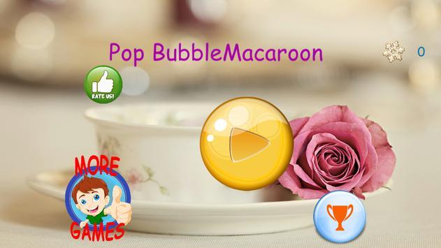 Pop Balloon Macaroon apk screenshot