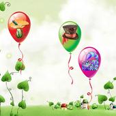 Pop Balloon Alice in Wonderland icon