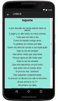 Yola Semedo  Lyrics Music screenshot 4