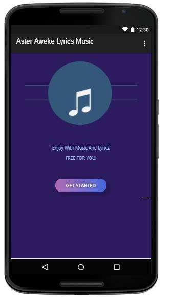 Aster Aweke Lyrics Music for Android - APK Download