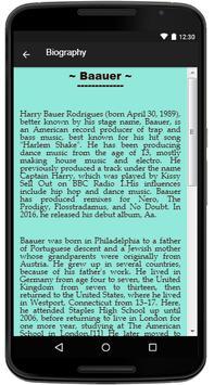 Baauer Lyrics Music screenshot 2