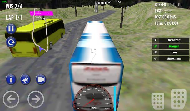 3D Telolet Bus Racing apk screenshot