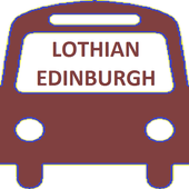 Edinburgh Lothian Bus Live icon