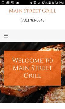 Main Street Grill screenshot 3