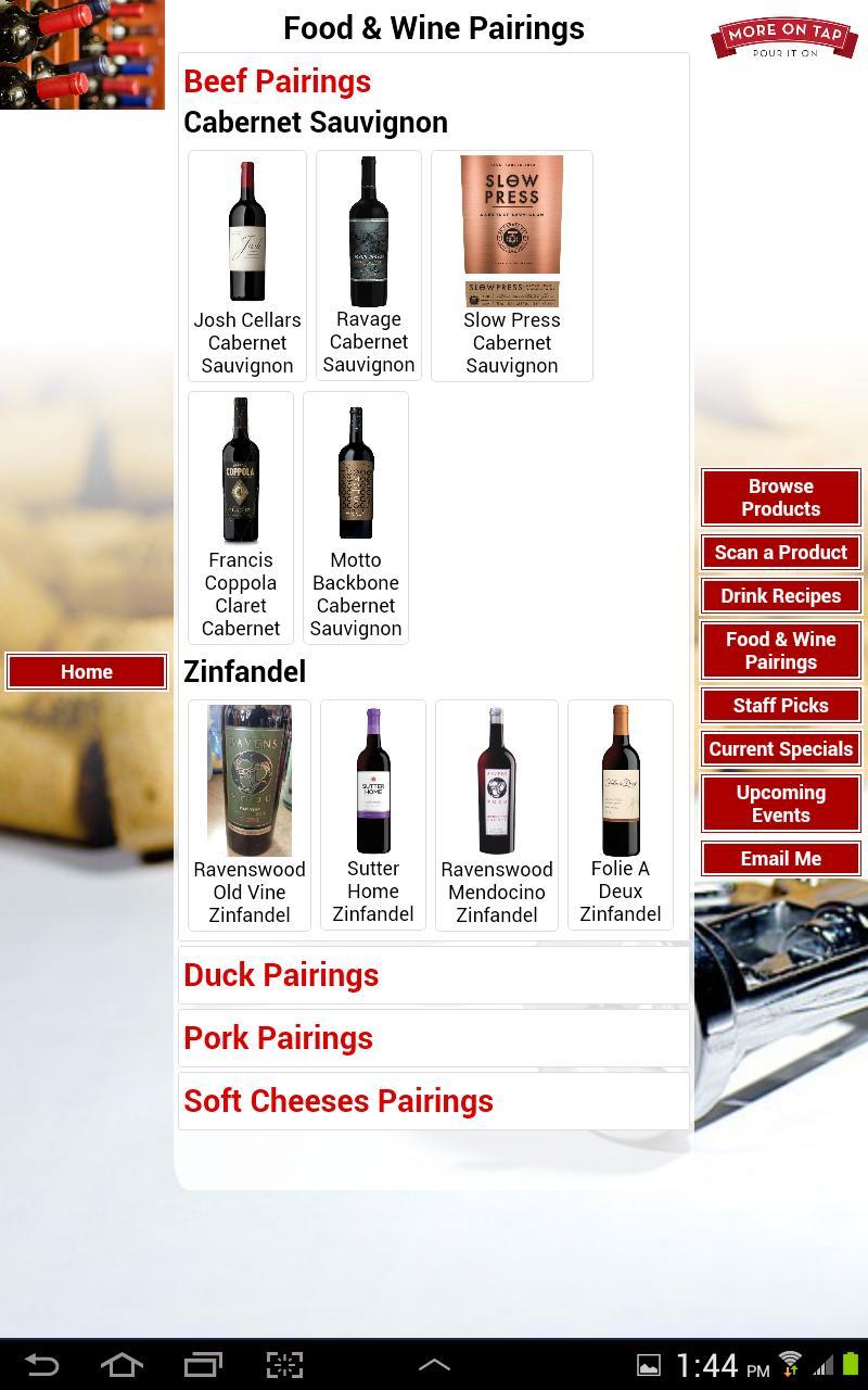 Colonial Plaza Liquor & Wine poster