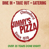 Jimmy's Pizza Chelmsford icon