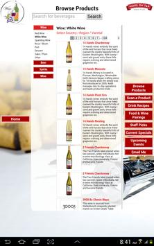 Sam's Fine Wines apk screenshot