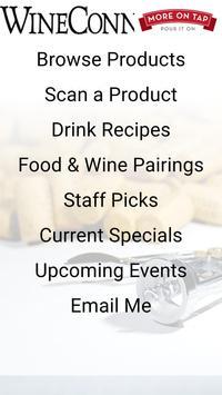 Wine Connextion screenshot 2